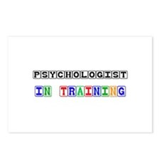 Psychologist In Training Postcards (Package of 8)