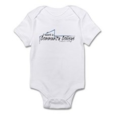 I want a Community College Infant Bodysuit