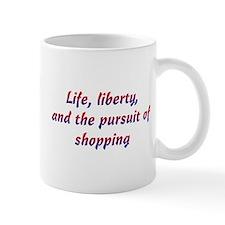 Pursuit of Shopping Mug