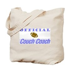 Official Couch Coach Tote Bag