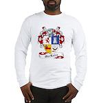 Maclaine Family Crest Long Sleeve T-Shirt