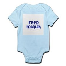 Feed Mariah Infant Creeper