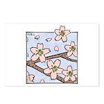 Alishan flowers Postcards (Package of 8)