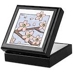 Alishan flowers Keepsake Box