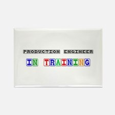 Production Engineer In Training Rectangle Magnet