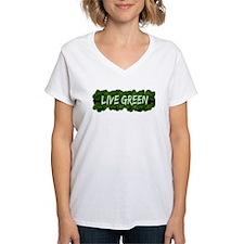 Live Green Bushes Shirt