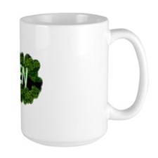 Live Green Bushes Mug