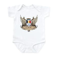 Soccer Belgium Infant Bodysuit