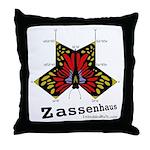 Zassenhaus - Throw Pillow