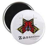 """Zassenhaus - 2.25"""" Magnet (10 pack)"""