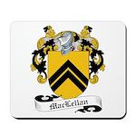MacLellan Family Crest Mousepad