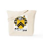 MacLellan Family Crest Tote Bag