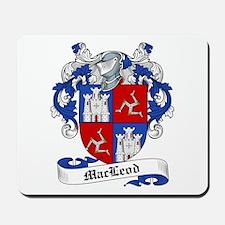 MacLeod Family Crest Mousepad