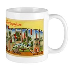 Missouri MO Small Mug