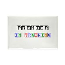 Premier In Training Rectangle Magnet