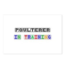 Poulterer In Training Postcards (Package of 8)