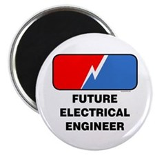Future Electrical Engineer Magnet
