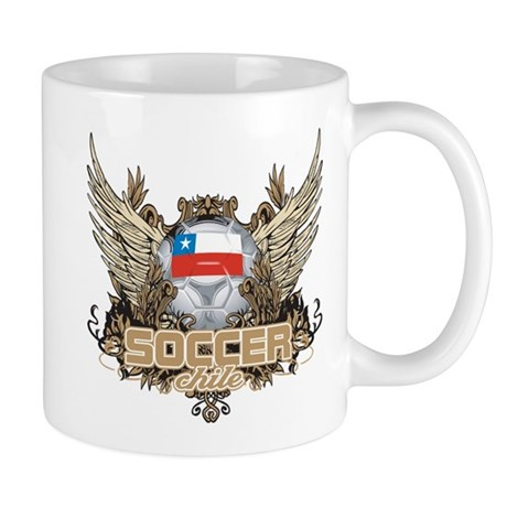 Soccer Chile Mug