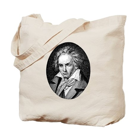 New Beethoven Tote Bag