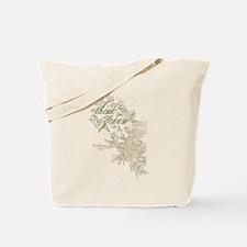 Think Green Beatiful Tote Bag