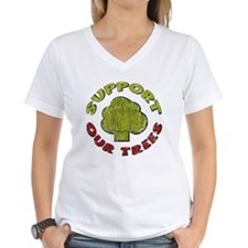 Support Our Trees Shirt