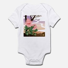 South Africa Infant Bodysuit
