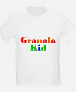 Granola Kid Kids T-Shirt