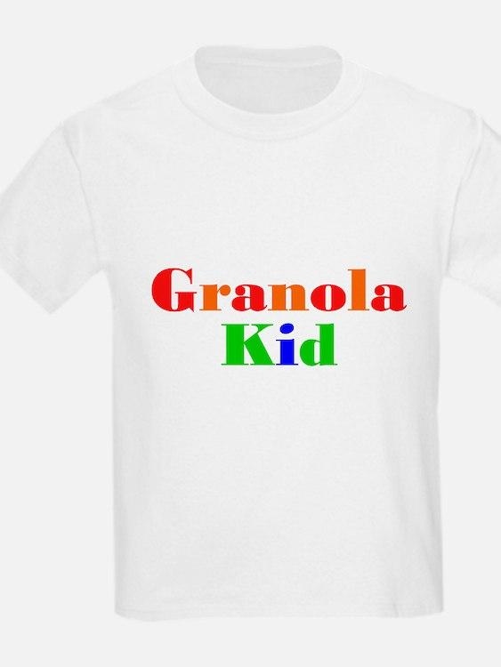 Granola Kid Kids T-Shirt