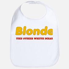 Blonde Bib