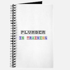 Plumber In Training Journal