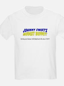 Johnny Swift's Kids T-Shirt