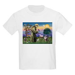 St Francis & Aussie T-Shirt