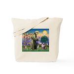 St Francis & Aussie Tote Bag