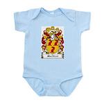 MacNicol Family Crest Infant Creeper