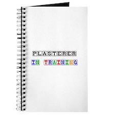 Plasterer In Training Journal