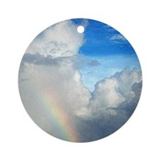 Rainbow Ornament (Round)