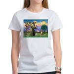 St Francis/Aussie (#5) Women's T-Shirt