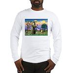 St Francis/Aussie (#5) Long Sleeve T-Shirt