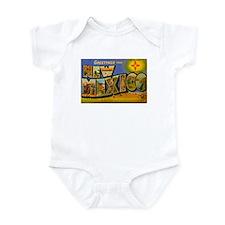 New Mexico NM Infant Bodysuit