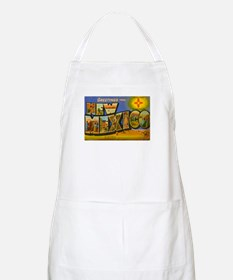 New Mexico NM BBQ Apron