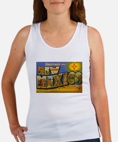 New Mexico NM Women's Tank Top