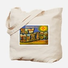 New Mexico NM Tote Bag