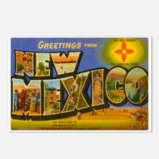 New Mexico NM Postcards (Package of 8)
