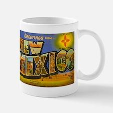 New Mexico NM Mug