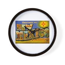 New Mexico NM Wall Clock