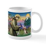 St. Francis & Beagle Mug