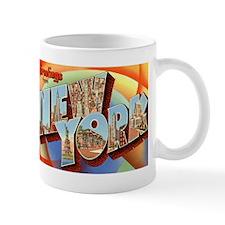 New York NY Mug