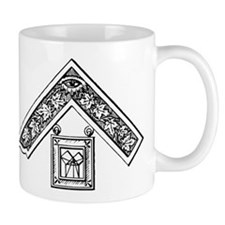 Past Master's Jewel Small Mug