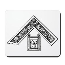 Past Master's Jewel Mousepad