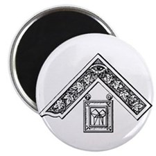 Past Master's Jewel Magnet